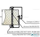 Комплект Т1 – Крепление на сэндвич-панель, пустотелый кирпич, газосиликатный блок