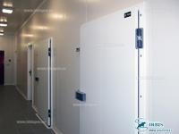 Холодильные распашные двери промышленные