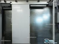 Откатная холодильная дверь коммерческой серии