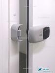 Замковое устройство двери холодильной камеры коммерческой серии