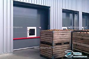 Двери для помещений с регулируемой газовой средой