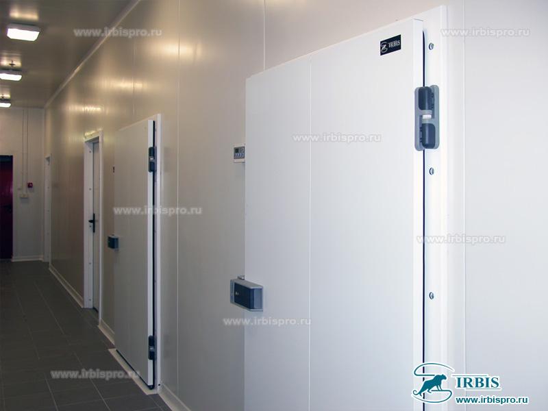 Холодильные распашные двери общего назначения
