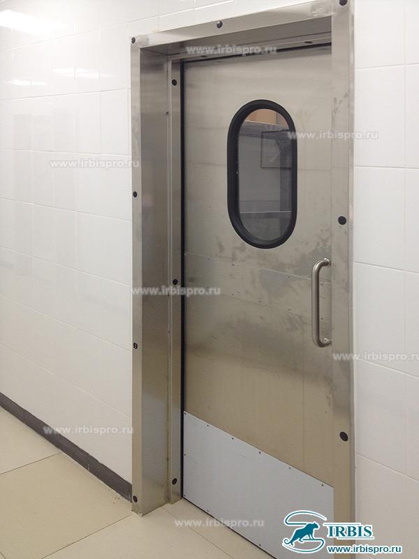 Одностворчатая технологическая дверь