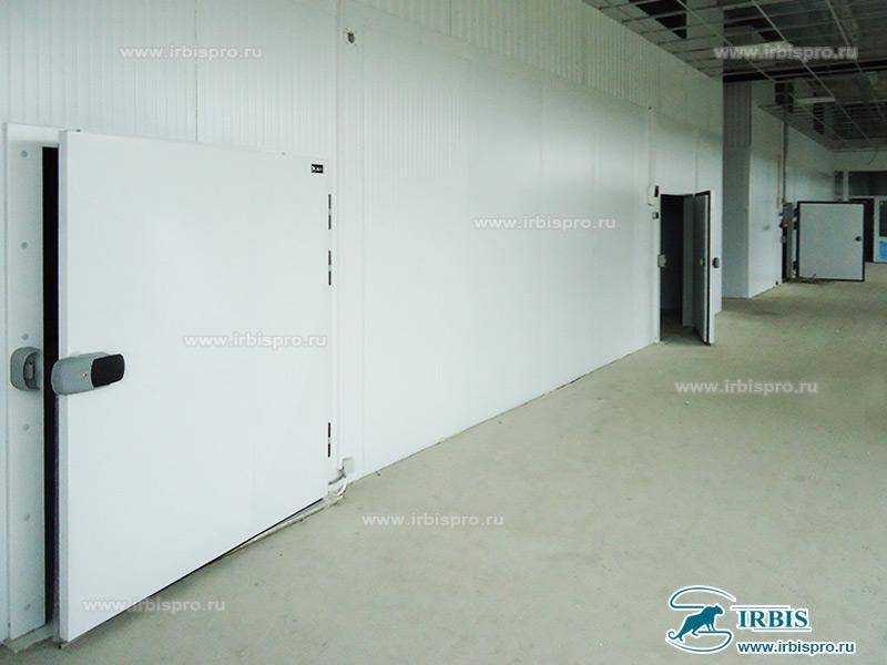 Комплекс холодильных распашных дверей РД(ОН)